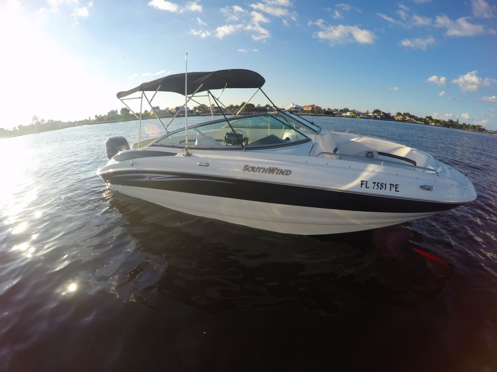 Boat rentals of cape coral