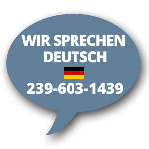 We Speak German!